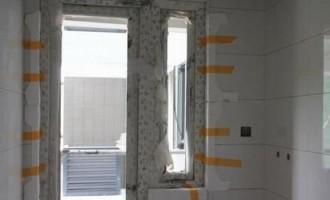 建筑装饰装修工程成品保护技术规程-装饰装修工程的保护措施