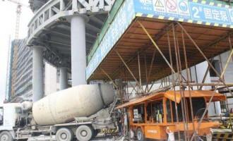 钢筋与混凝土技术-超高泵送混凝土技术
