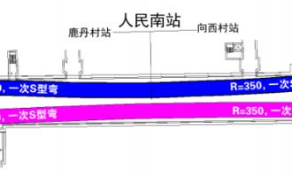 明挖法:先隧后站盖挖法车站建造技术